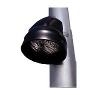 Projecteur de pont caréné PLASTIMO noir