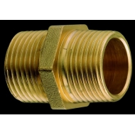"Union mâle (mamelon) 57 mm   Ø filetage: 1"" ½"