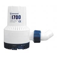 Pompe de cale immergée Heavy Duty 1700 12V