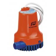 Pompe de cale immergée modèle 2500 Voltage 12 V Plastimo