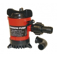 Pompe immergée Heavy Duty Combo Johnson Pump L750 avec contacteur