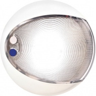 Lampe EuroLED® Touch avec commande tactile Eclairage blanc-rouge