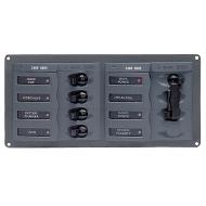 Tableau électrique 230V 4 sp + 2 dp BEP