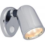 Lampe avec régulateur intégré et interrupteur