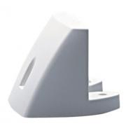 Support blanc pour feu de navigation Compact