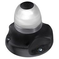 Feu de navigation base noire NaviLED®  360° blancs pour mât
