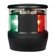 Feu tricolore NaviLED TRIO avec feu blanc de mouillage 360° intégré