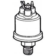Capteur pression 10 bar – 150 psi + contact d'alarme VDO 1/8-27 NPTF
