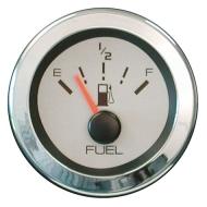 Jauge carburant  E-1/2-F VEETHREE Argent Pro