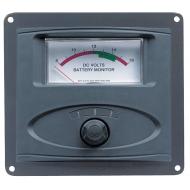 Tableau voltmètre  3 batteries 8 – 16V