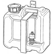 Kit lave-glaces 6L 12V VDO