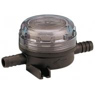 Filtre pumpguard diam. 19Mm JABSCO 46400-0000
