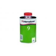 Diluant laques et vernis polyuréthane bi-compo INTERNATIONAL N°9