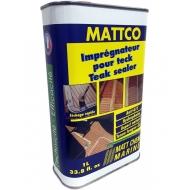 Imprégnateur pour teck MATT CHEM Mattco incolore