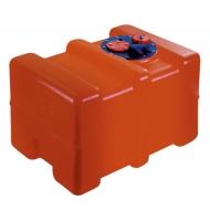 Réservoirs carburant 1100 x 400 x 280 mm      96 L