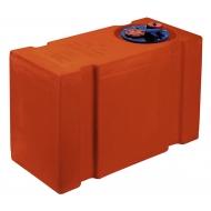 Réservoir carburant vertical 660 x 300 x 410 (+ 30 mm)      62 L