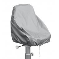 Housse en nylon gris anthracite pour siège