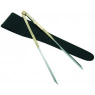 Compas pointe sèche droit 21cm 4WATER