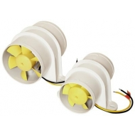 "Ventilateur YellowTail 4"" 12V"