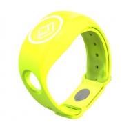Bracelet silicone jaune FELL MARINE xBand