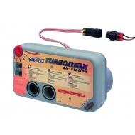 Gonfleur électrique 12V gros débit BRAVO TurboMax Kit