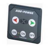 Panneau de commande Side Power Sensitive 12/24V pour propulseur rétractable S-link