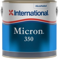 Antifouling 2.5L INTERNATIONAL Micron 350 Noir