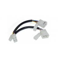 Connecteur Y pour montage d'un double propulseur Side Power