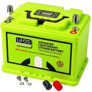 Batterie LITHIUM LiFePO4 - 68A