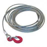 Câble de treuil en acier galvanisé