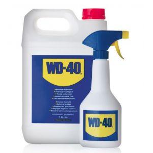 WD40 en Bidon 5 litre (avec ou sans Pulvérisatuer)