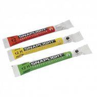 Kit de 3 bâtons Cyalume 12H (rouge, vert, jaune) - 4 Water