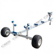 Chariot de mise a l'eau CBS 450/600kg