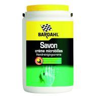 Savon creme microbilles pour les mains - Bardahl 3L