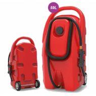 Réservoir essence transportable 59 litres