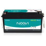 Batterie LITHIUM NOOVI - 200Ah - 12v