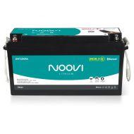 Batterie LITHIUM NOOVI - 100Ah - 24v