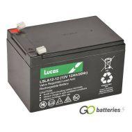 Batteries stationnaires LUCAS AGM - 12A