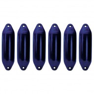 Pare-battages bleus 13x50cm PLASTIMO Performance