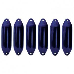 Pare-battages bleus 15x60cm PLASTIMO Performance