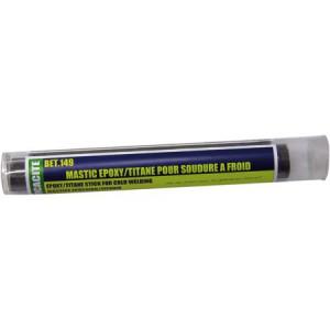 Bâtonnet epoxy / titane soudure à froid MATT CHEM B.E.T 149