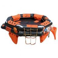 Radeau de survie professionnel HSC SEA-SAFE ORIL