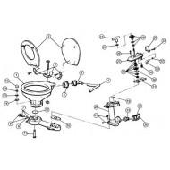 Kit entretien WC manuel JABSCO 29045-2000