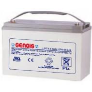 Batterie AGM 12V 107Ah GENOIS C20