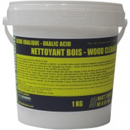 Rénovateur bois (1kg) MATT CHEM Acide oxalique