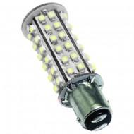 Ampoule blanche 60 leds DIXPLAY Baïonnettes décalées BAY-15D
