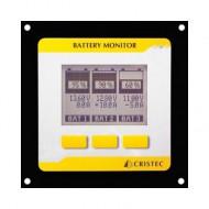 Contrôleur de batteries 1 à 3 parcs CRISTEC CPS3