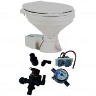 WC Electrique 'Quiet Flush' standard JABSCO Modèle 37245