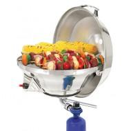 Barbecue inox à gaz (grand modèle)  MAGMA Marine Kettle
