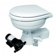 WC Electrique 'Quiet Flush' grande cuvette JABSCO Modèle 37045